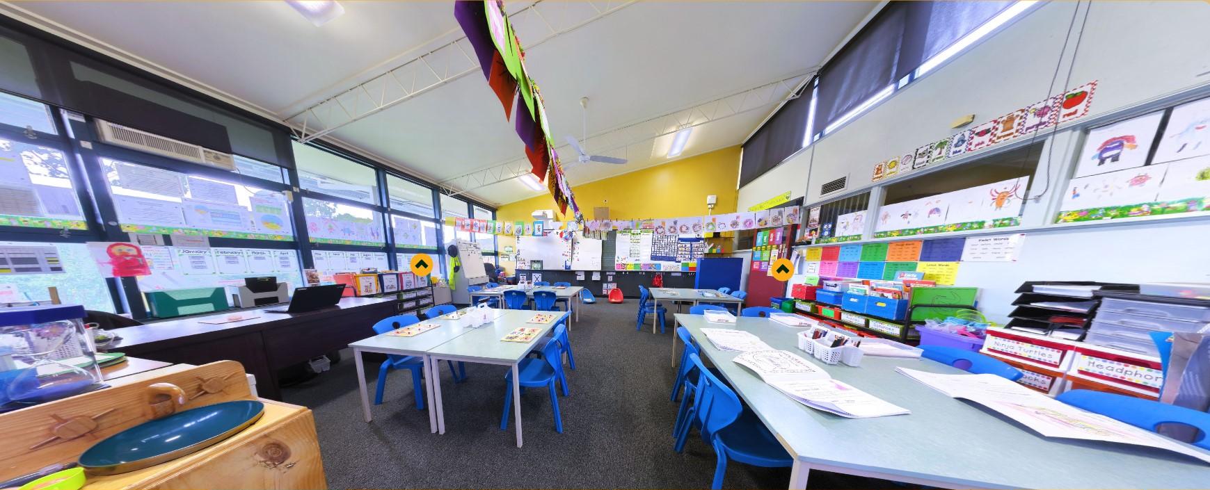 Prep-classroom