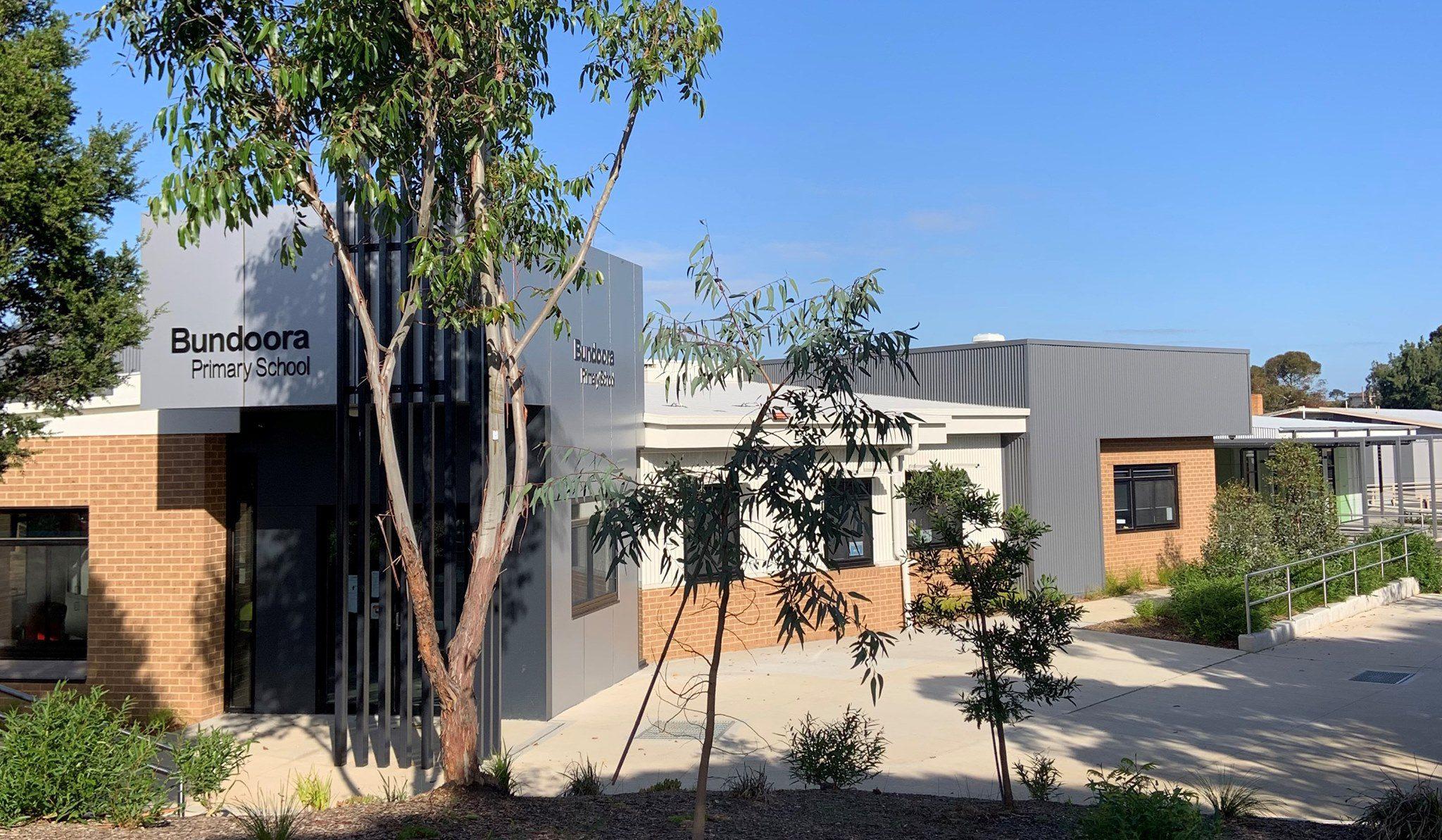 Entrance area - Bundoora Primary School