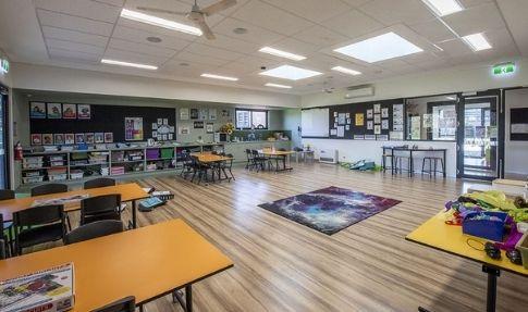Bundoora Primary School - new art room